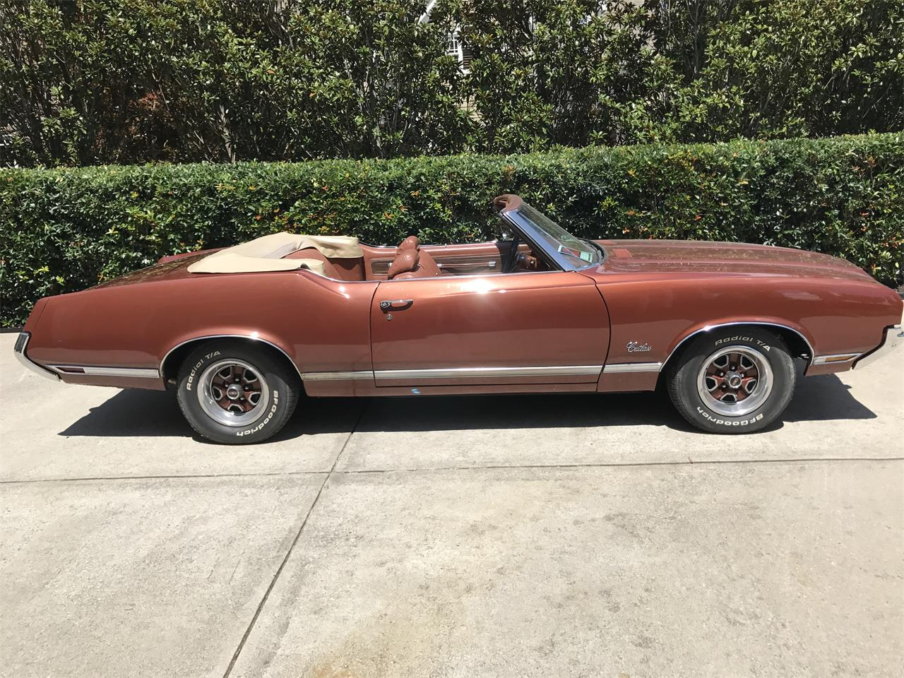 Large Picture of Classic 1971 Cutlass Supreme - $21,500.00 - JPON