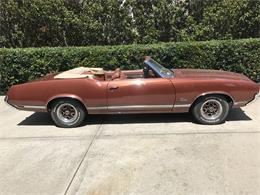 Picture of Classic 1971 Oldsmobile Cutlass Supreme located in Gainesville Georgia - $21,500.00 Offered by a Private Seller - JPON