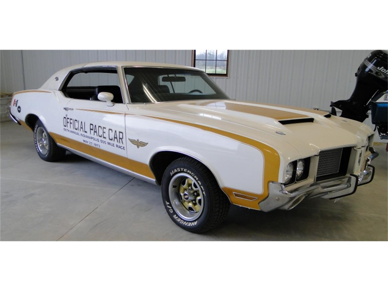 Large Picture of Classic '72 Oldsmobile Hurst - $35,000.00 - JPOO
