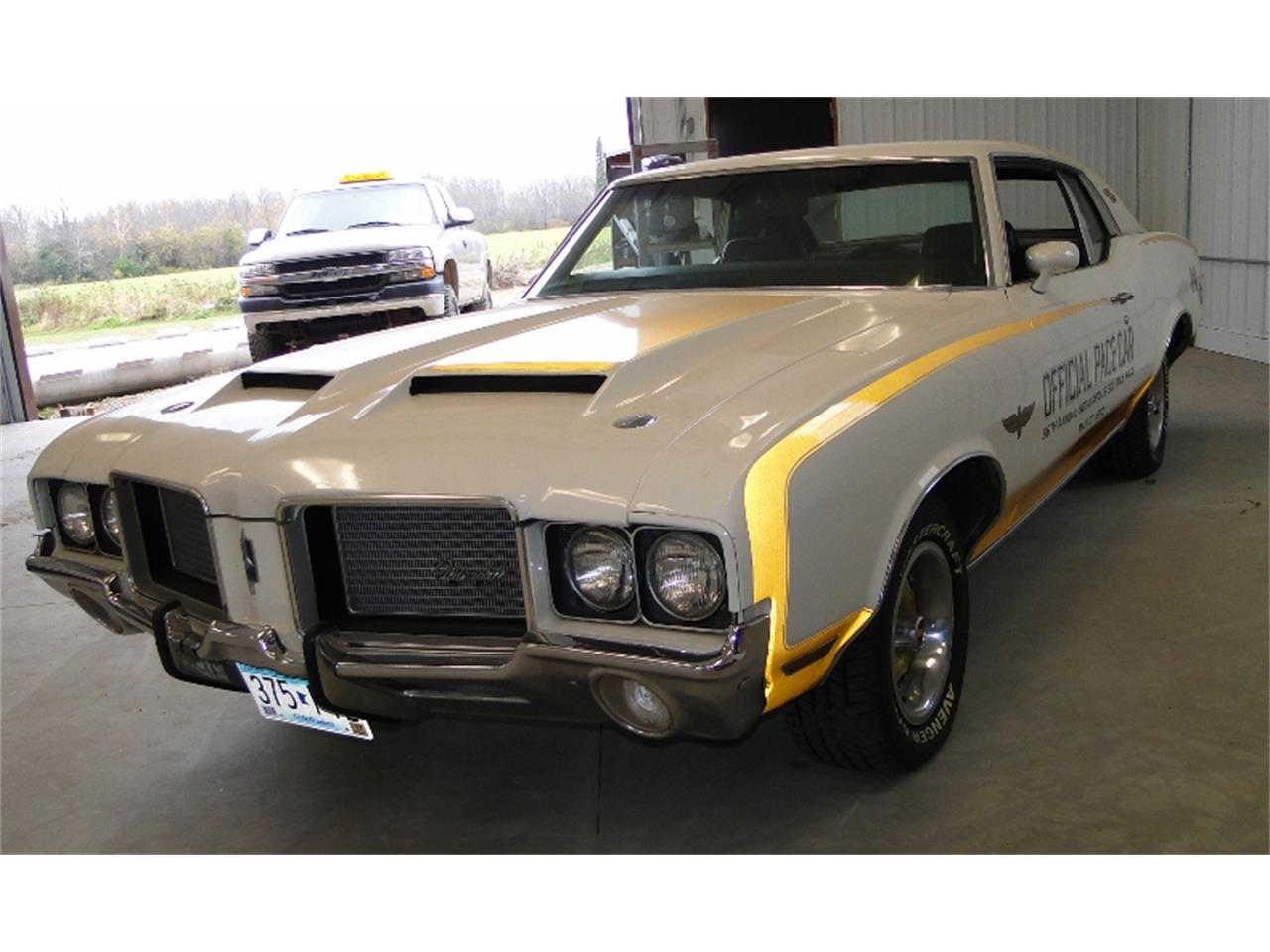 Large Picture of 1972 Oldsmobile Hurst located in Minnesota Offered by Big R's Muscle Cars - JPOO