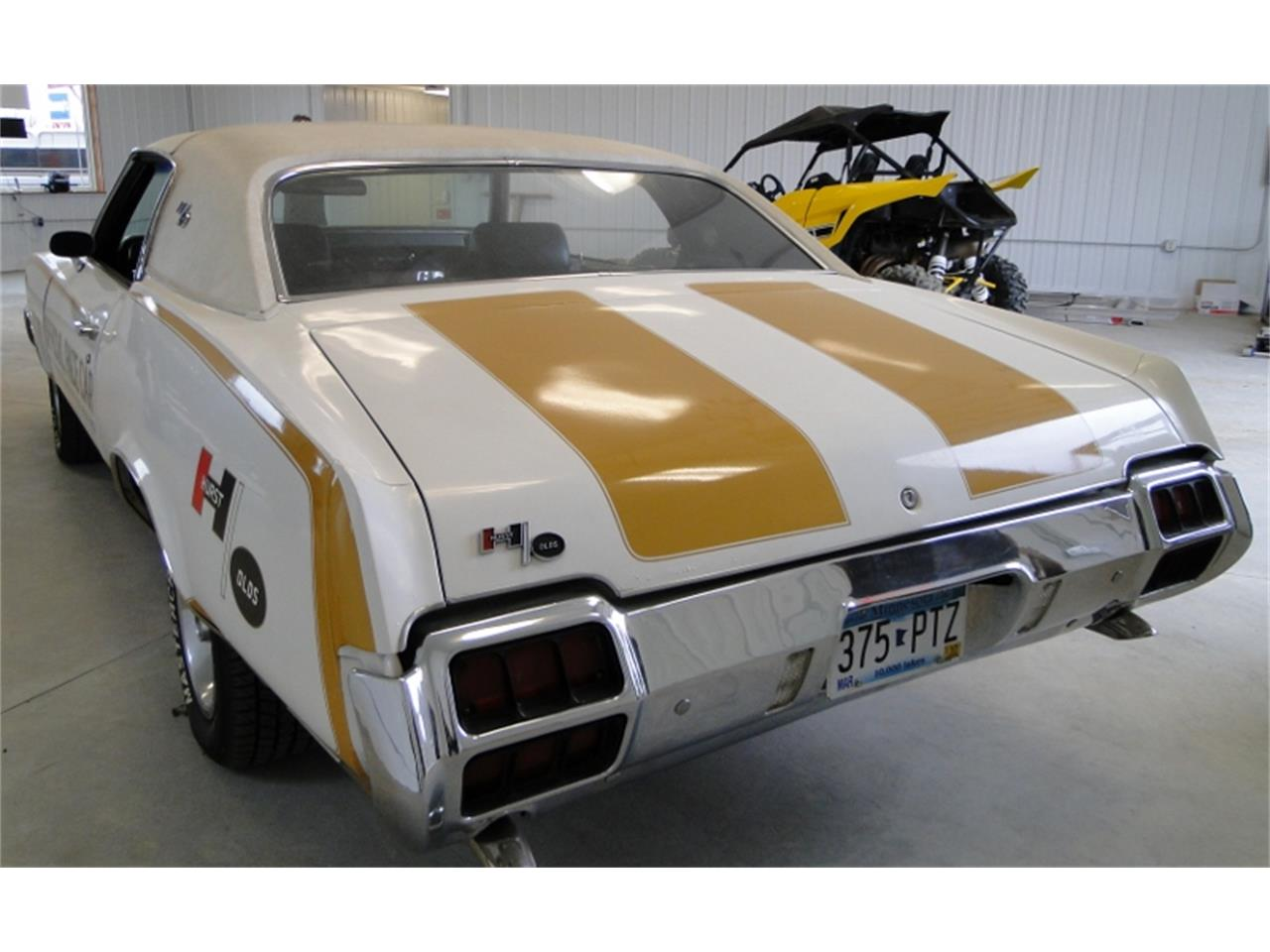 Large Picture of Classic '72 Oldsmobile Hurst located in Minnesota Offered by Big R's Muscle Cars - JPOO