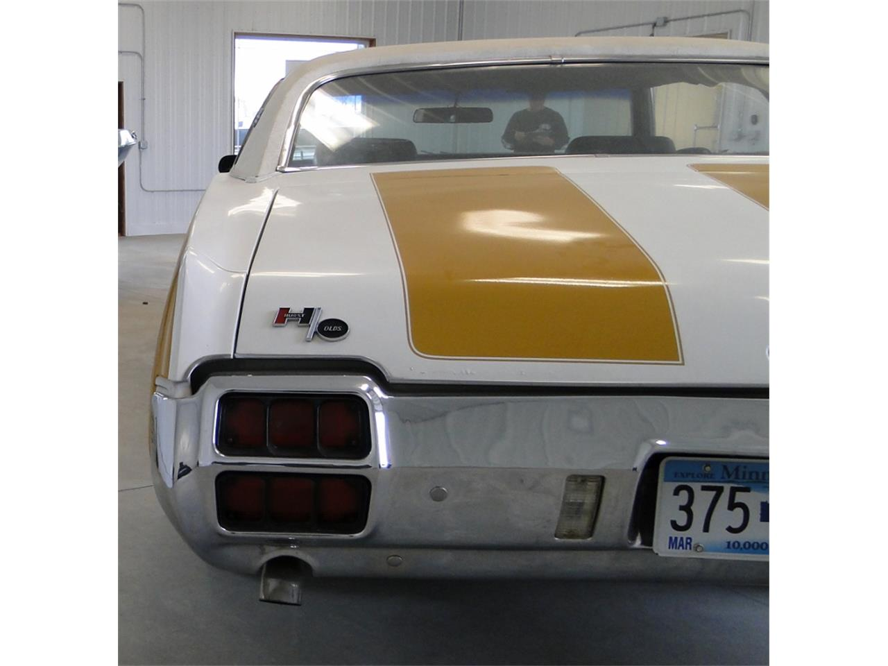 Large Picture of 1972 Oldsmobile Hurst located in Grand Rapids Minnesota - $35,000.00 - JPOO