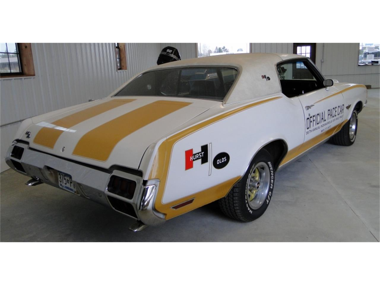 Large Picture of Classic 1972 Hurst located in Minnesota - JPOO