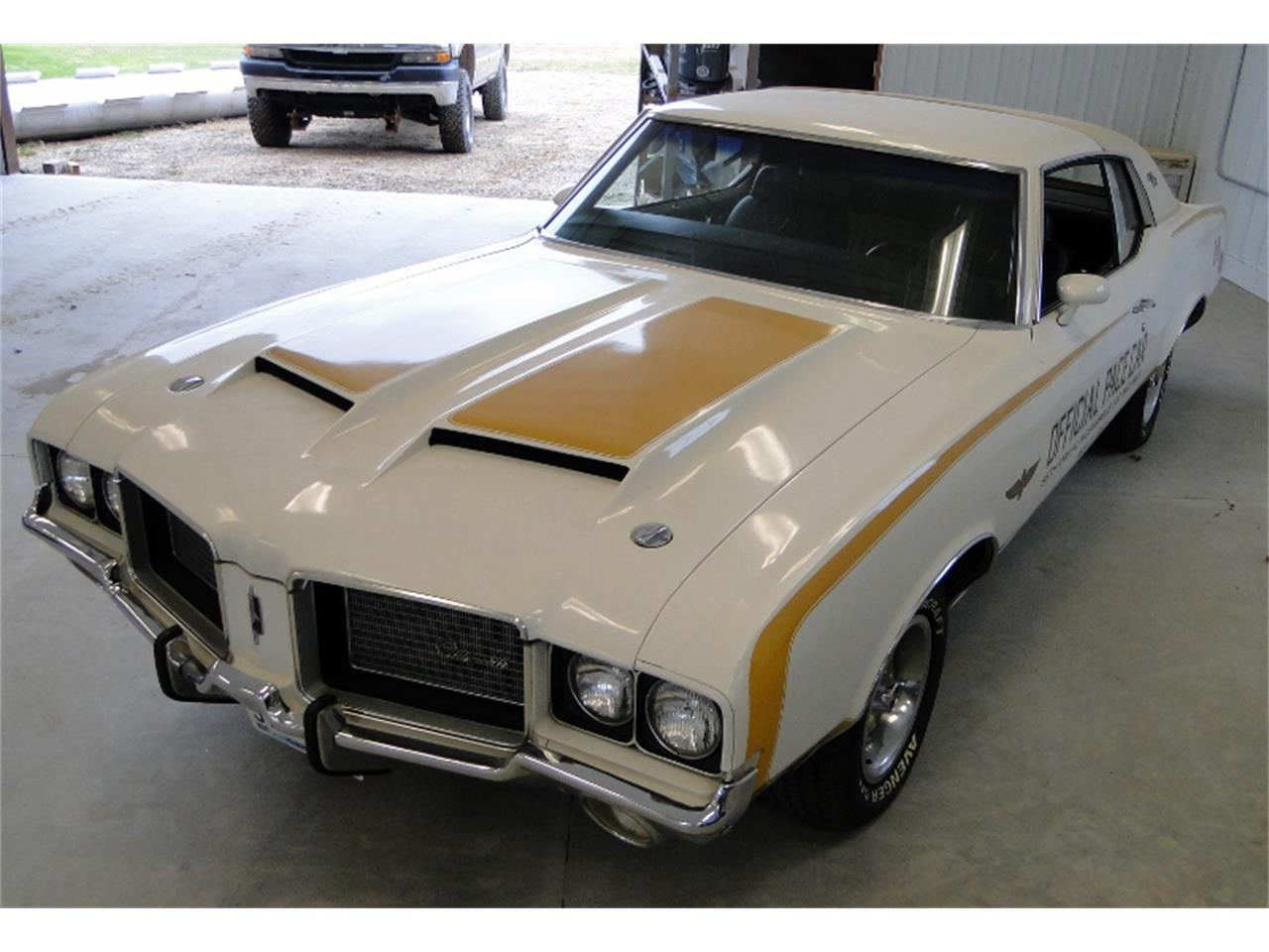 Large Picture of 1972 Hurst Offered by Big R's Muscle Cars - JPOO