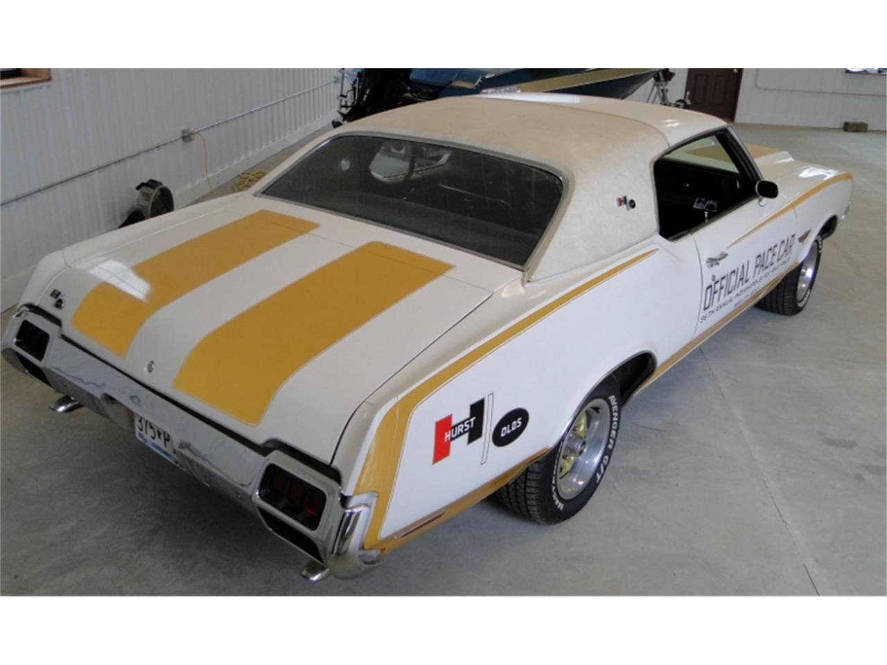 Large Picture of Classic '72 Oldsmobile Hurst located in Minnesota - $35,000.00 - JPOO