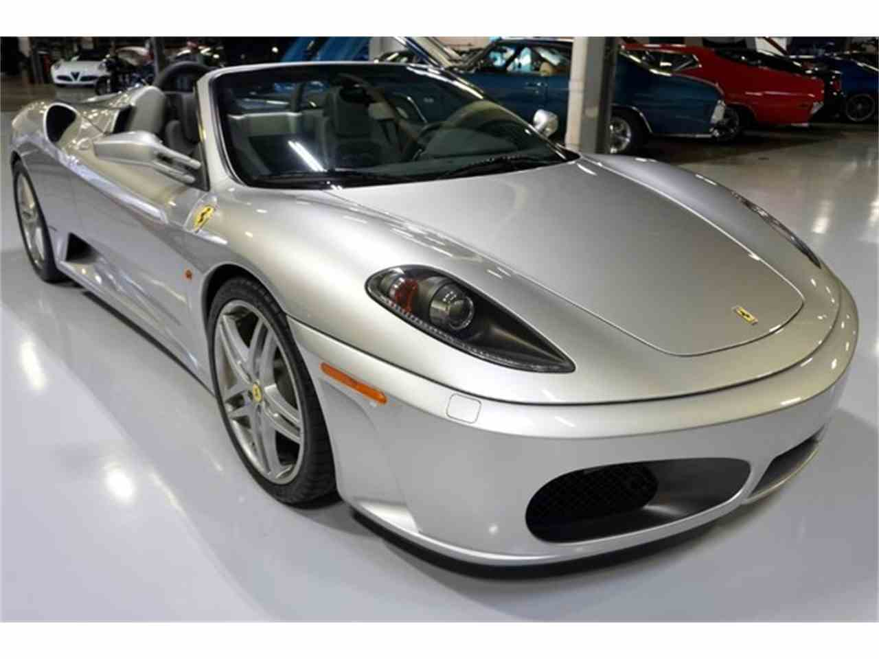 Large Picture of '06 F430 Spider F1 - JPPU