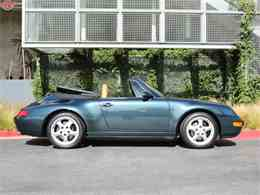 Picture of 1995 Porsche 993 located in Marina Del Rey California Offered by Chequered Flag International - JPQ2