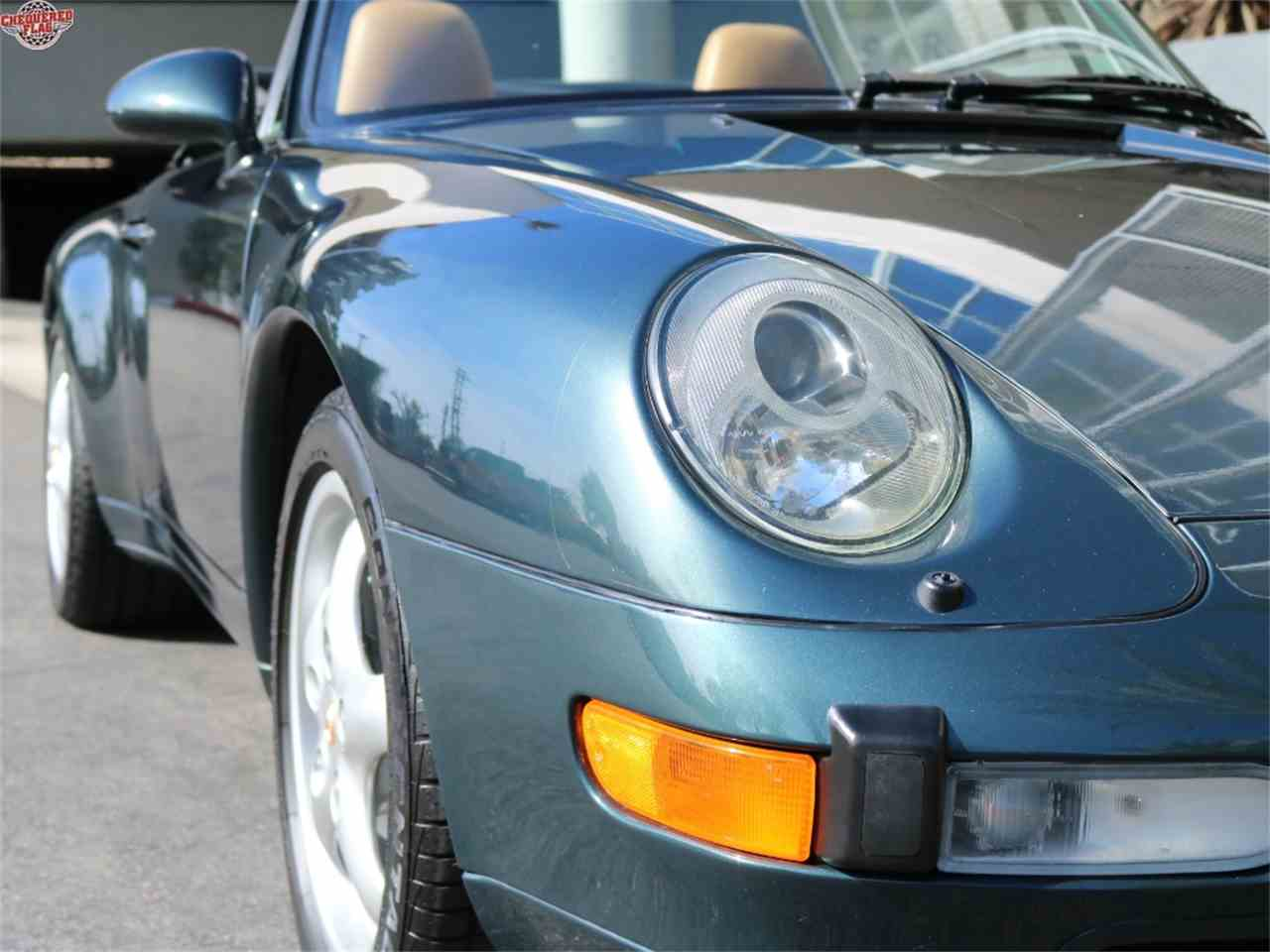 Large Picture of '95 993 located in California - $48,500.00 Offered by Chequered Flag International - JPQ2
