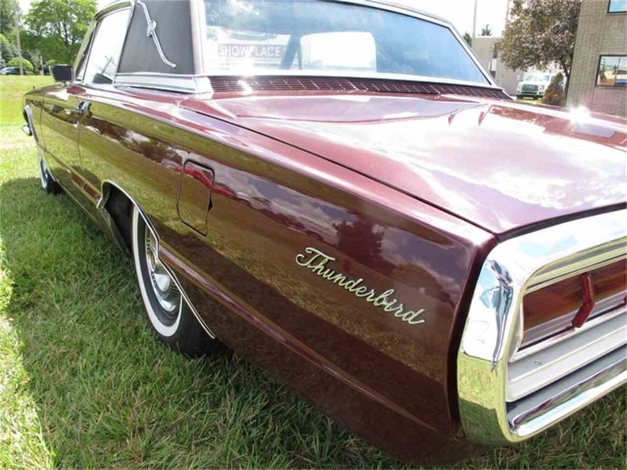 Large Picture of Classic '66 Ford Thunderbird Offered by Classic Auto Showplace - JPQ4