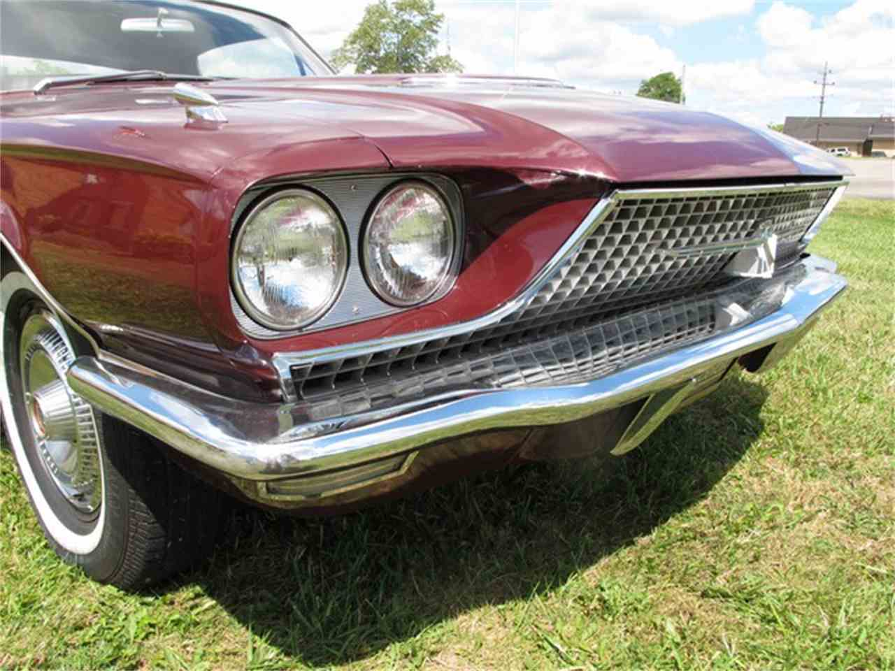 Large Picture of '66 Ford Thunderbird located in Michigan - $14,500.00 - JPQ4
