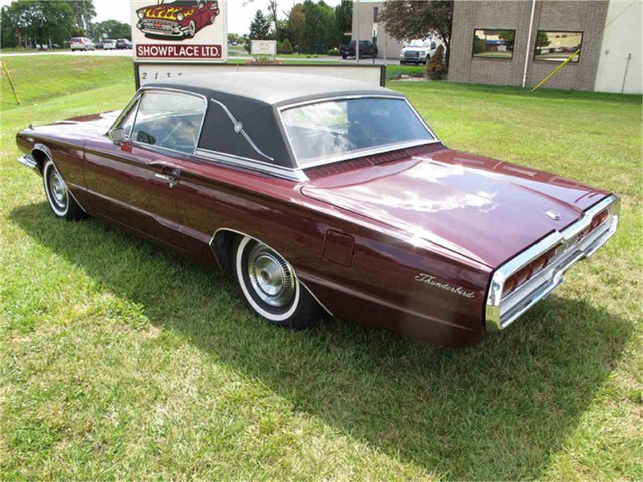 Large Picture of 1966 Ford Thunderbird located in Troy Michigan - $14,500.00 Offered by Classic Auto Showplace - JPQ4