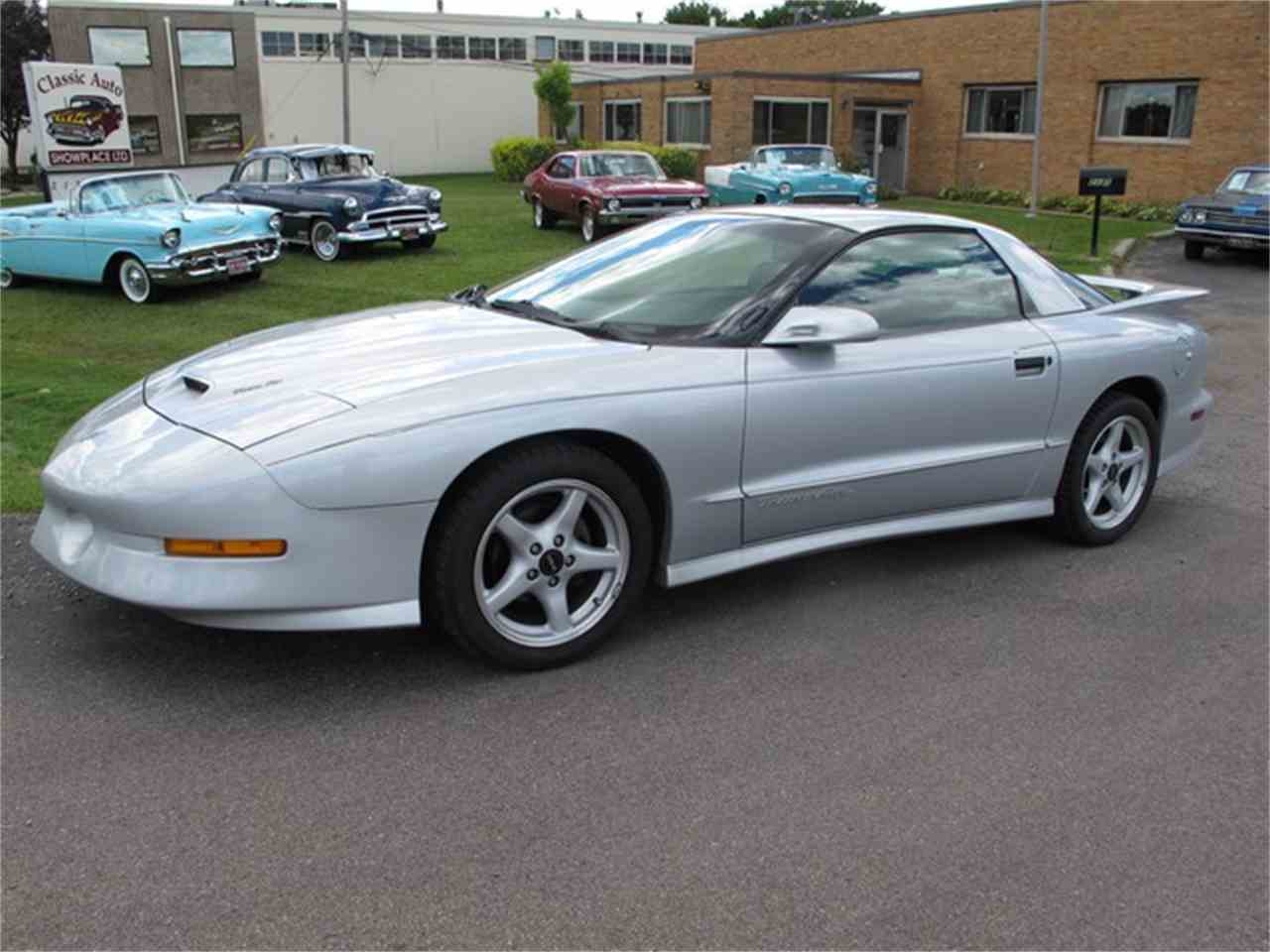 Large Picture of 1996 Pontiac Firebird Trans Am located in Michigan - $10,900.00 Offered by Classic Auto Showplace - JPQ5