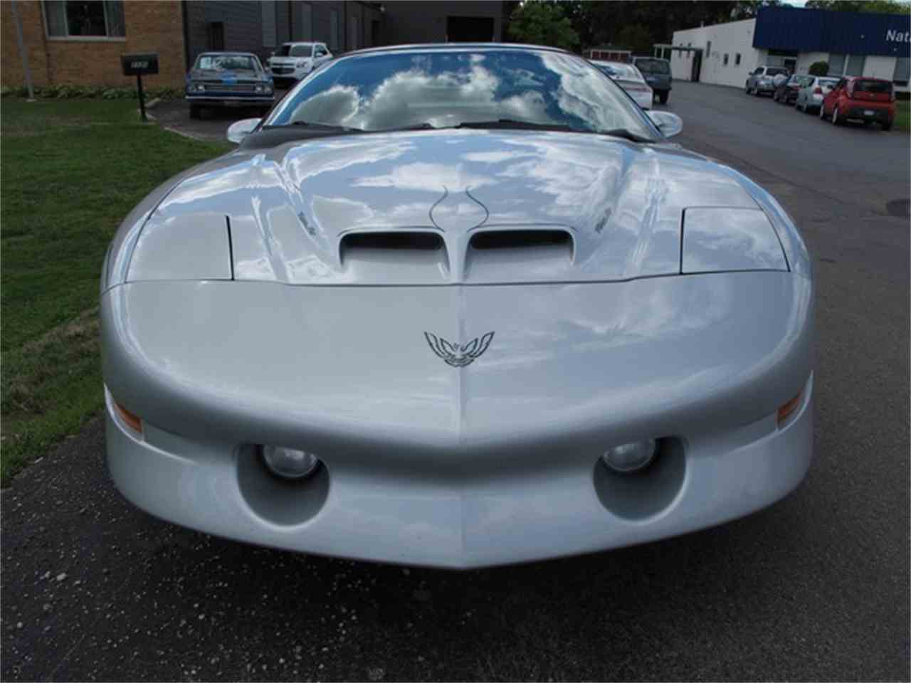 Large Picture of '96 Pontiac Firebird Trans Am located in Troy Michigan Offered by Classic Auto Showplace - JPQ5