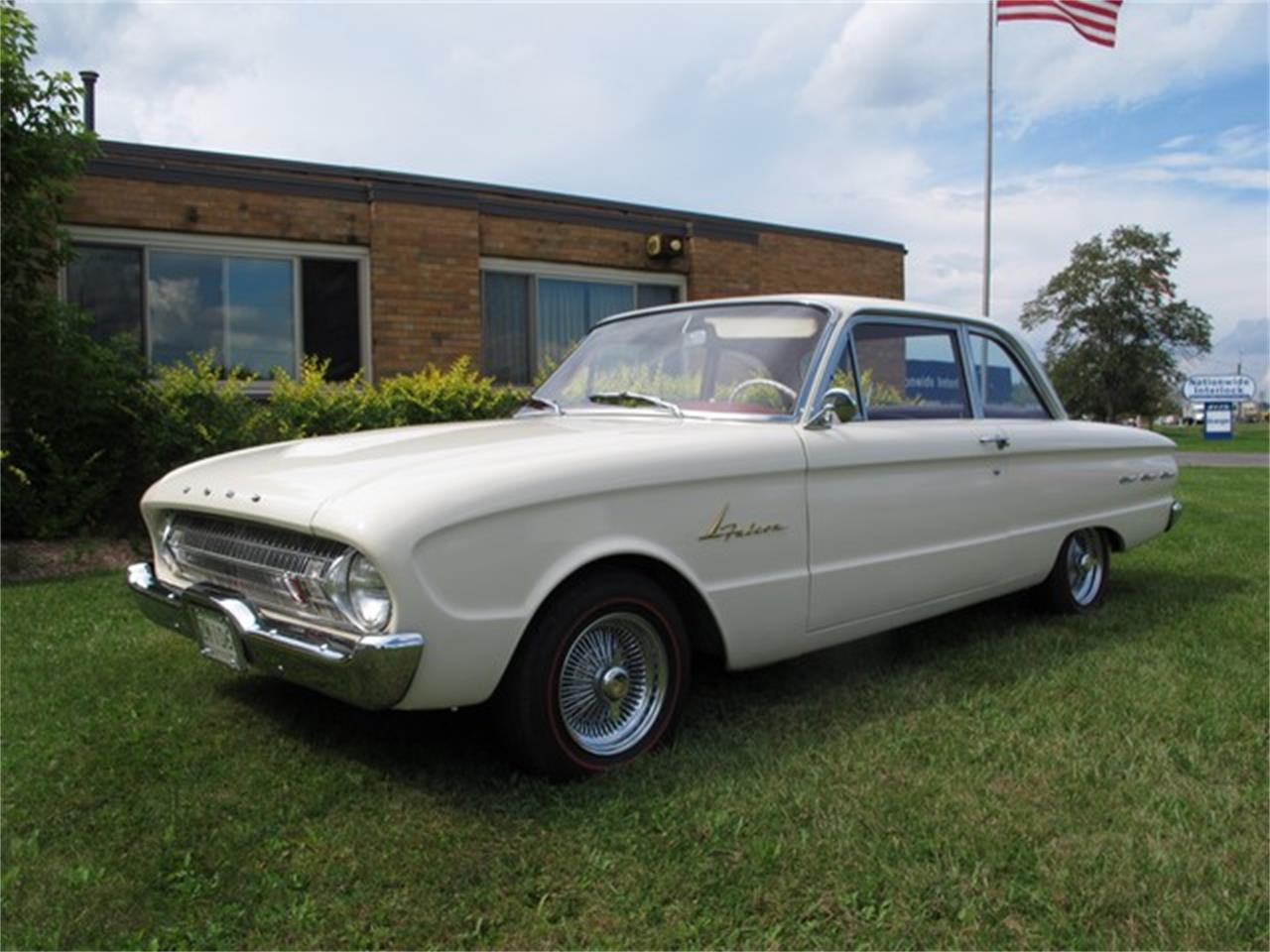 Large picture of 1961 ford falcon offered by classic auto showplace jpq7