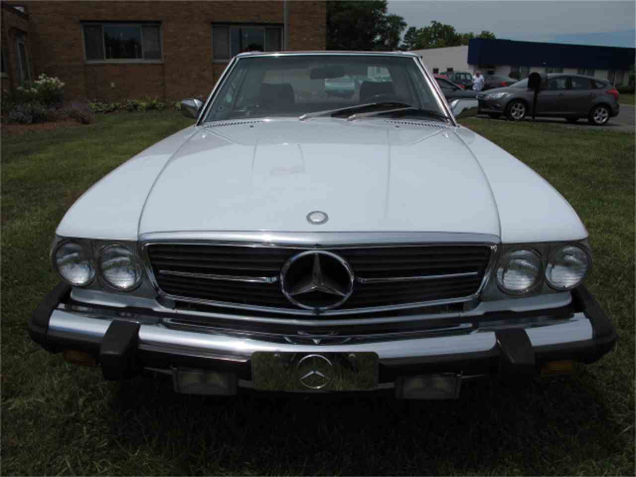 Large Picture of '80 450SL - JPQ8