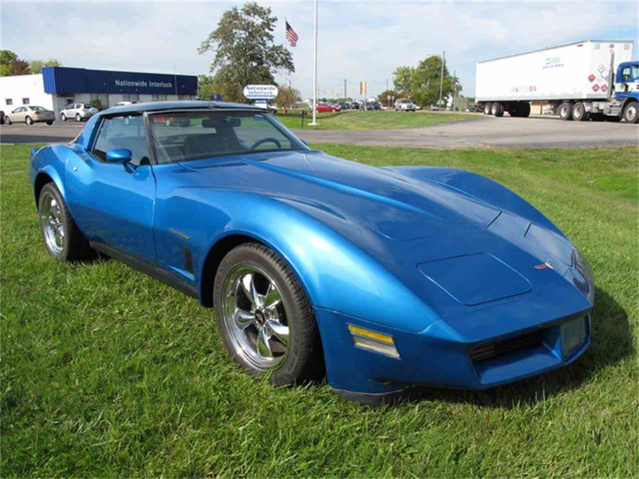 Large Picture of '82 Chevrolet Corvette - $8,250.00 Offered by Classic Auto Showplace - JPQD