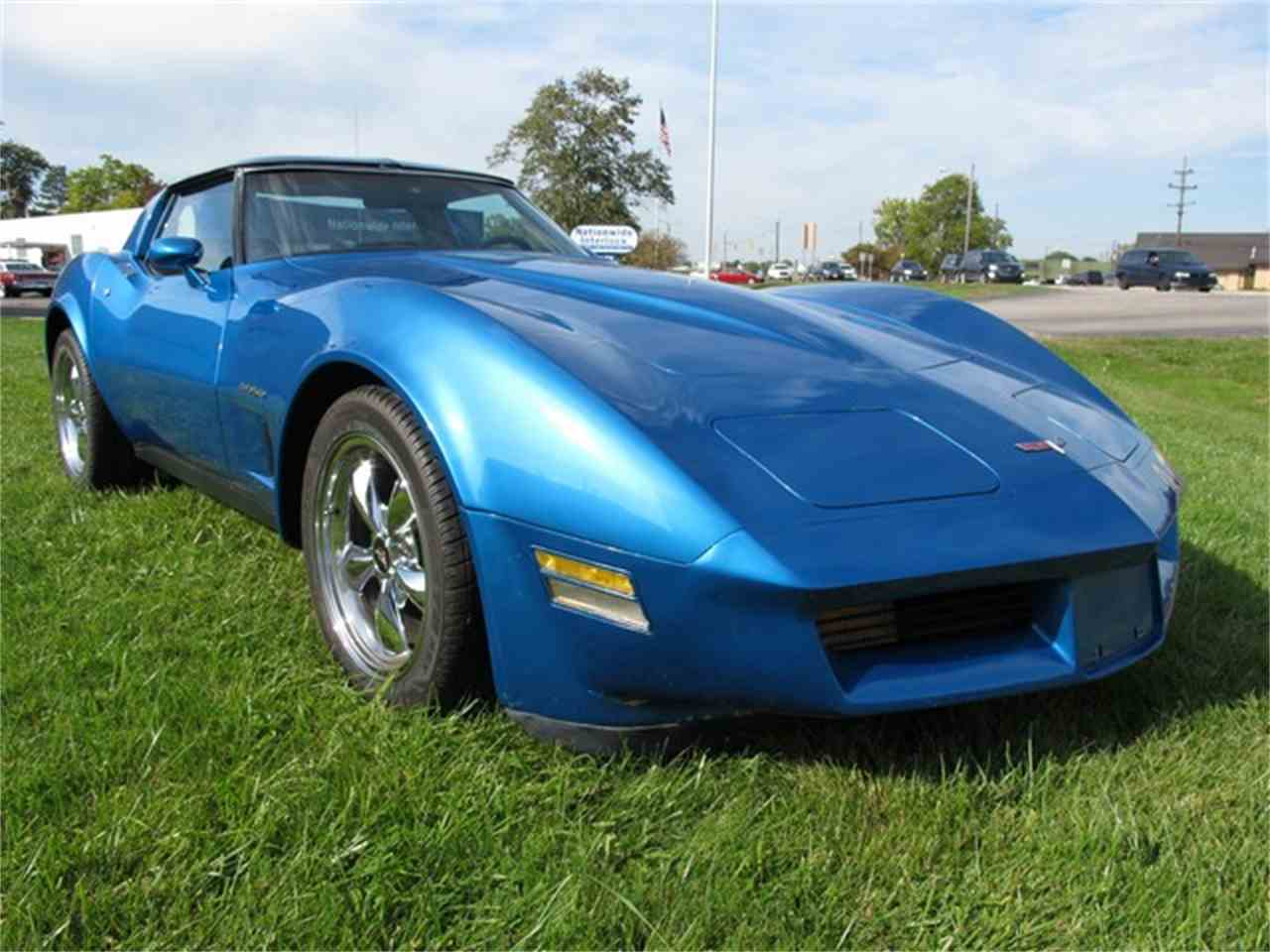 Large Picture of '82 Corvette located in Michigan Offered by Classic Auto Showplace - JPQD