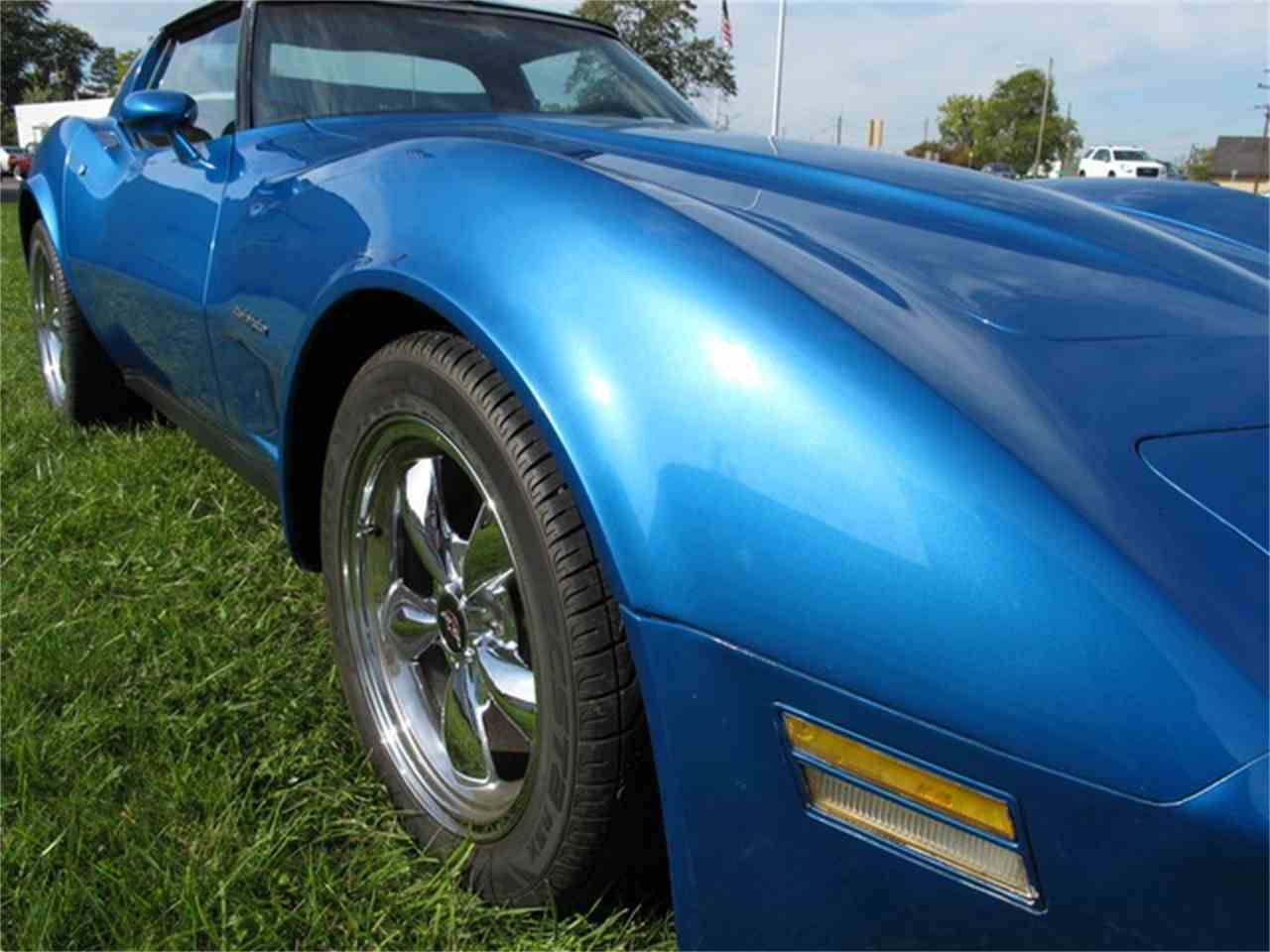 Large Picture of 1982 Corvette located in Michigan - JPQD