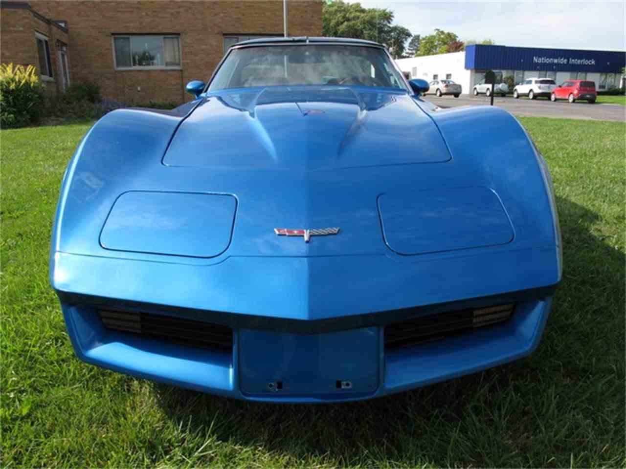 Large Picture of '82 Corvette located in Troy Michigan - $8,250.00 - JPQD