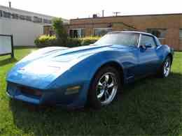 Picture of 1982 Chevrolet Corvette located in Troy Michigan - $8,250.00 - JPQD