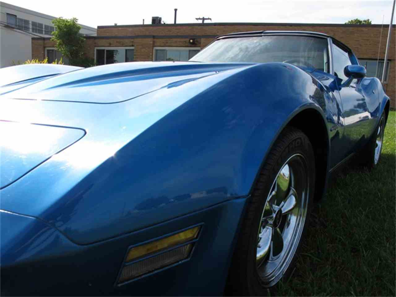Large Picture of 1982 Chevrolet Corvette located in Troy Michigan Offered by Classic Auto Showplace - JPQD