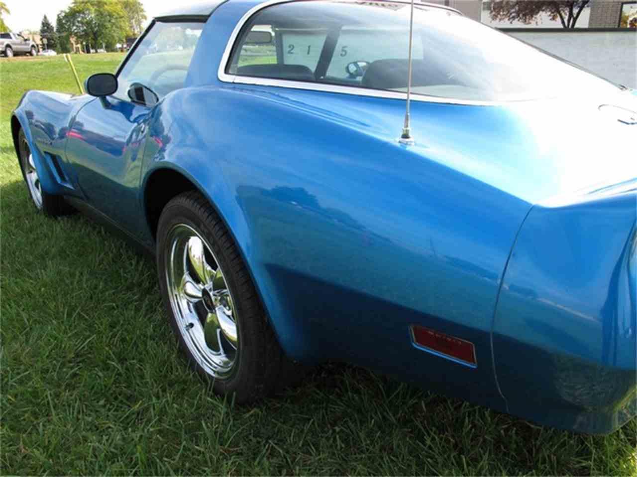 Large Picture of 1982 Corvette - JPQD