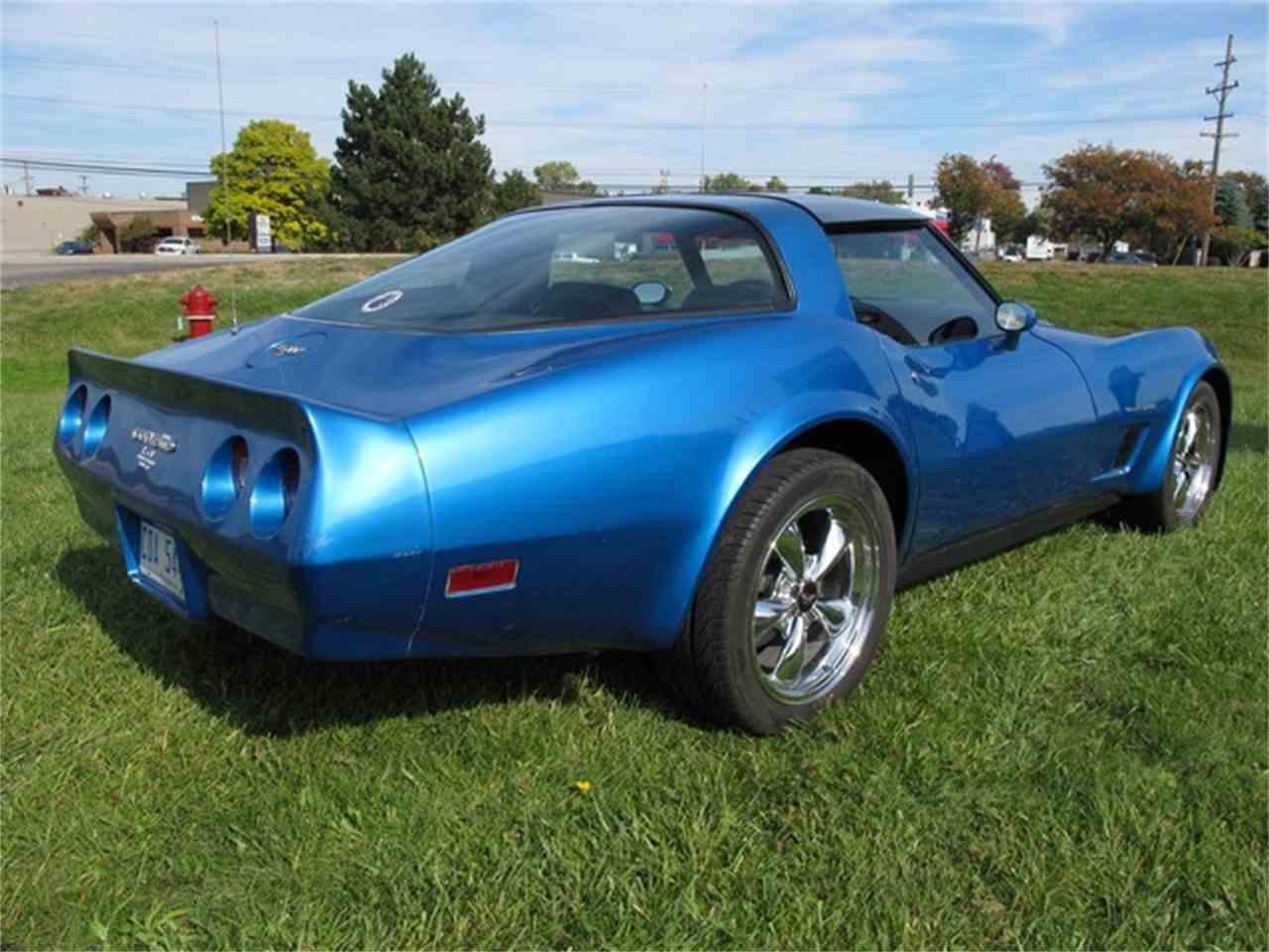 Large Picture of '82 Chevrolet Corvette located in Troy Michigan - $8,250.00 - JPQD