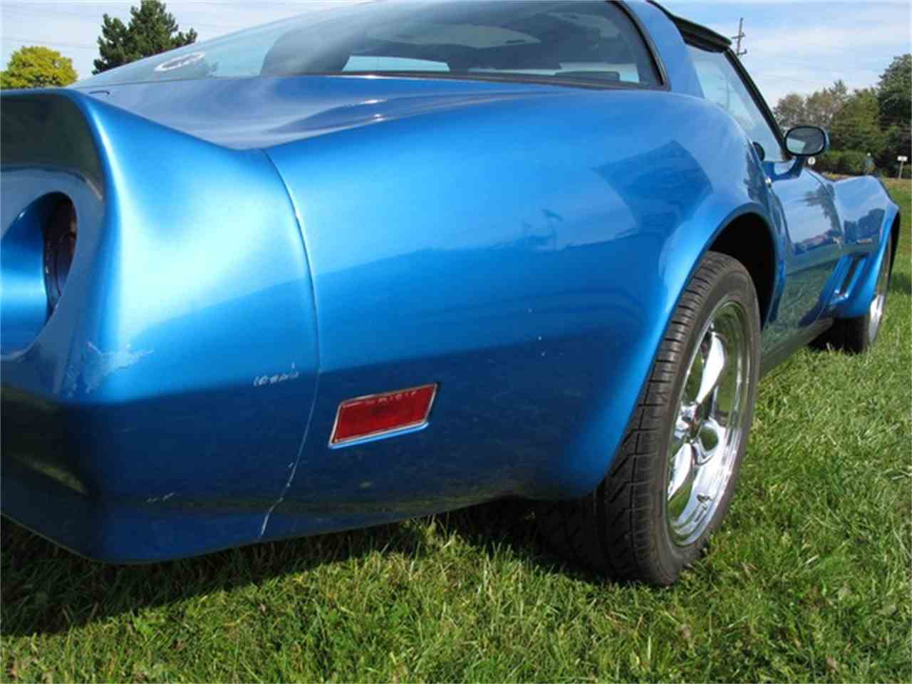 Large Picture of 1982 Chevrolet Corvette - $8,250.00 Offered by Classic Auto Showplace - JPQD