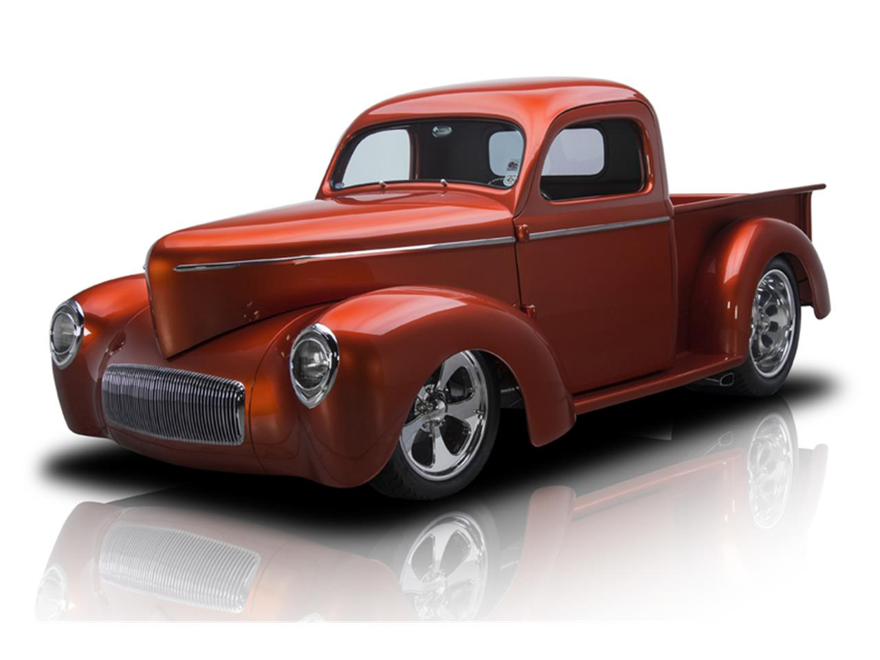 Large Picture of Classic 1941 Willys Pickup located in Charlotte North Carolina Offered by RK Motors Charlotte - JPQO