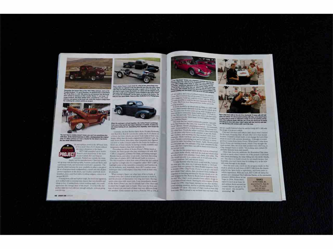 Large Picture of '41 Willys Pickup located in Charlotte North Carolina Offered by RK Motors Charlotte - JPQO