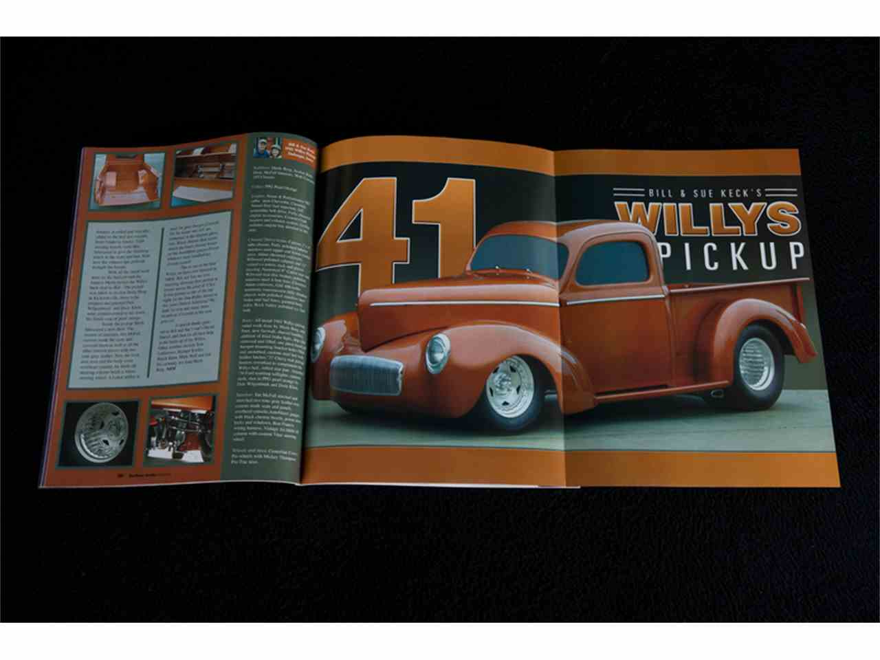 Large Picture of 1941 Willys Pickup - $129,900.00 - JPQO