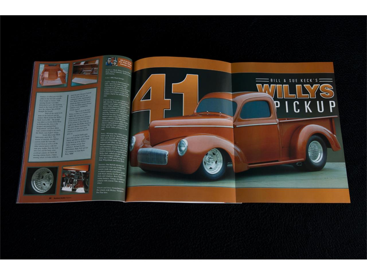 Large Picture of '41 Pickup located in Charlotte North Carolina - $129,900.00 - JPQO