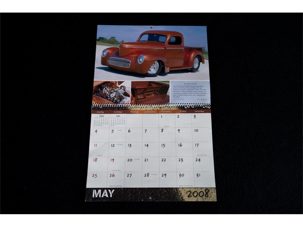 Large Picture of 1941 Willys Pickup - JPQO