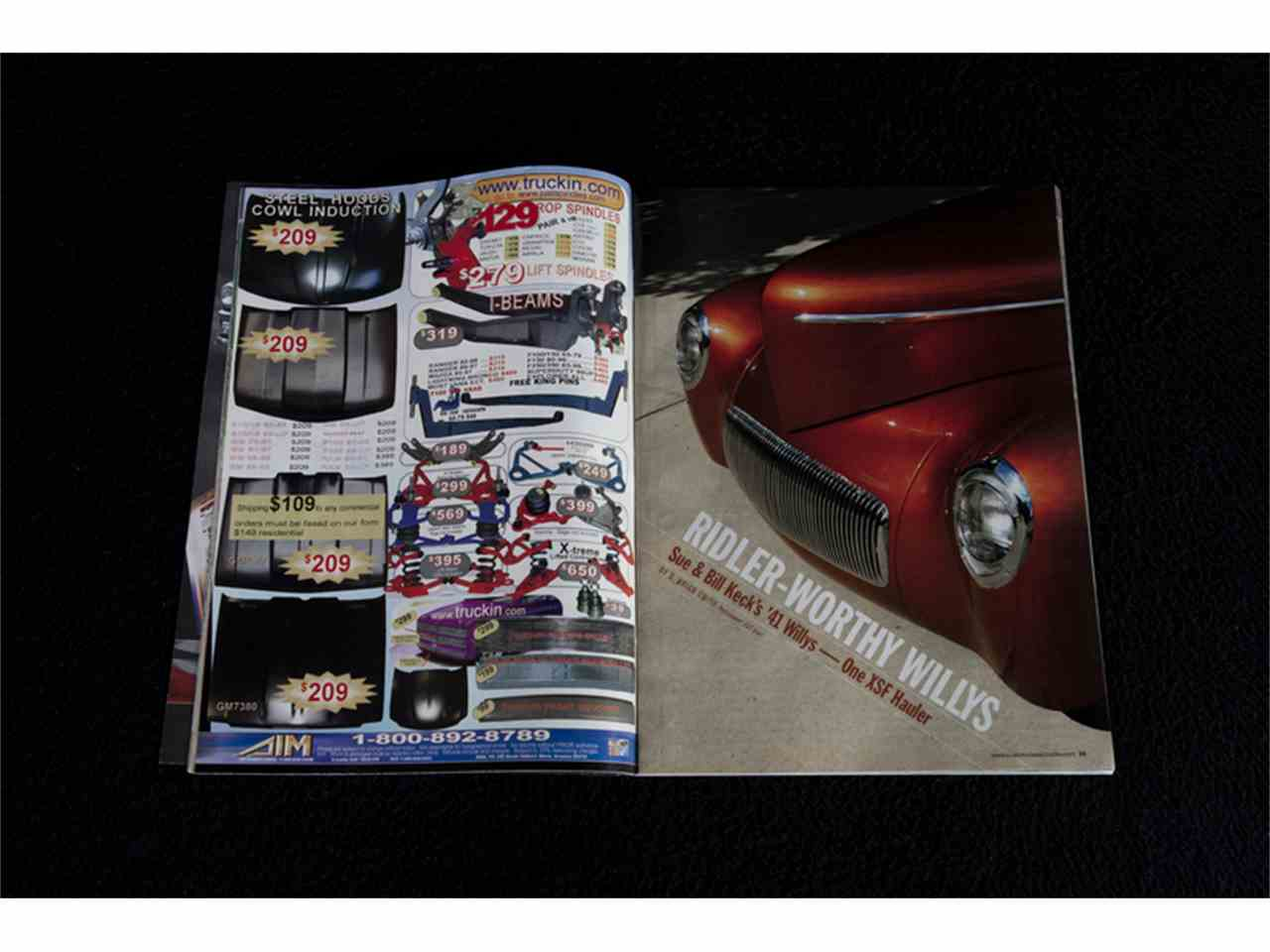 Large Picture of '41 Willys Pickup located in North Carolina - $129,900.00 Offered by RK Motors Charlotte - JPQO