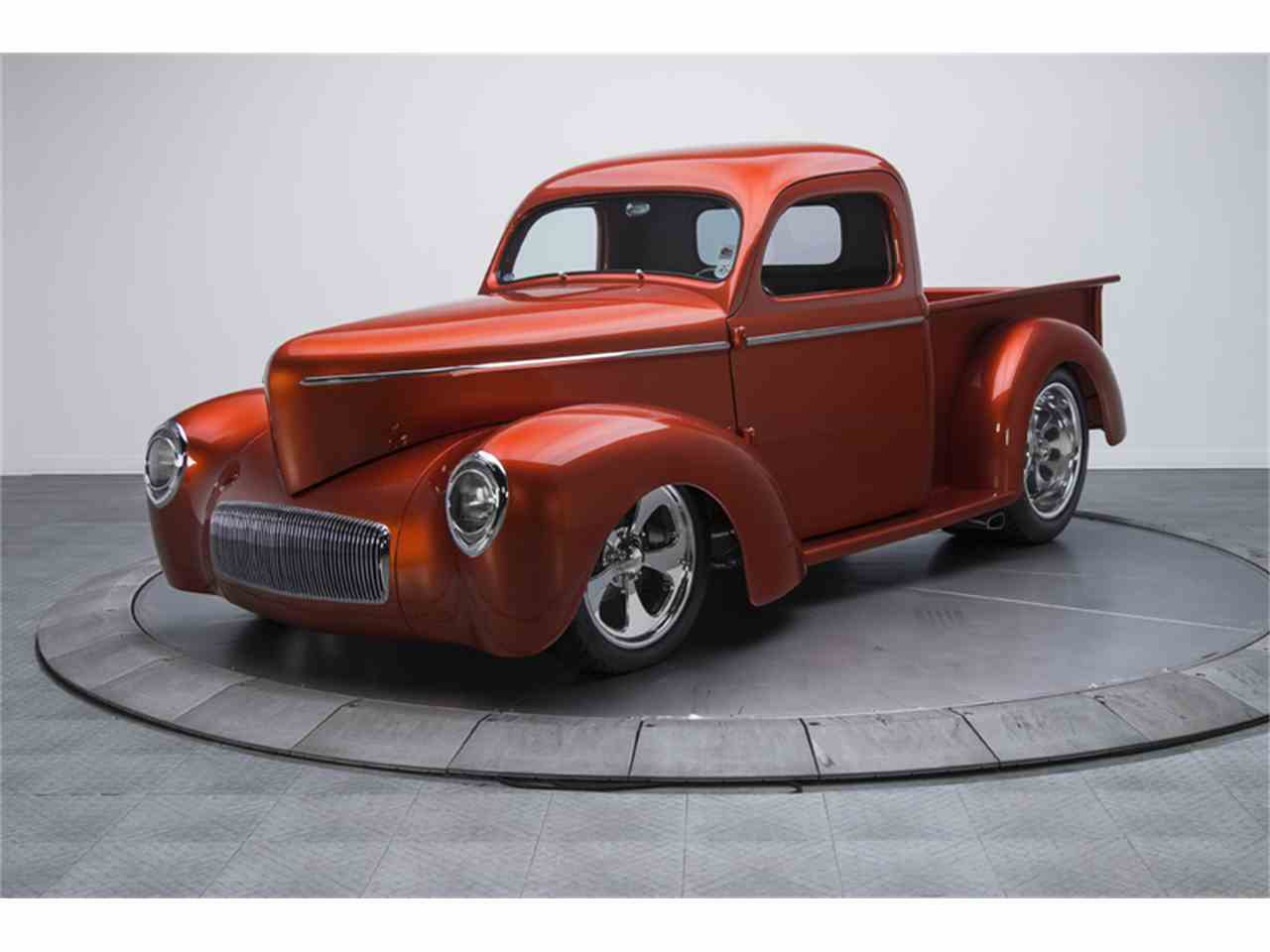 Large Picture of 1941 Willys Pickup located in Charlotte North Carolina - $129,900.00 - JPQO
