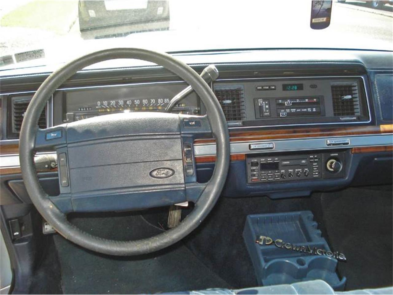 Crown Victoria Front Bench Seat