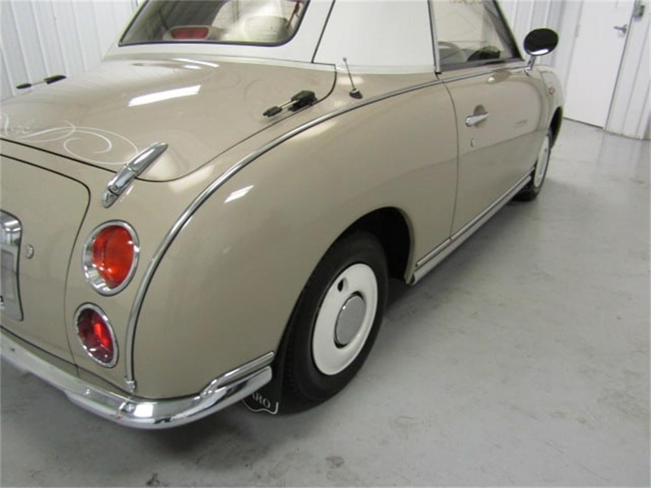 Large Picture of 1991 Nissan Figaro located in Christiansburg Virginia Offered by Duncan Imports & Classic Cars - JPRZ