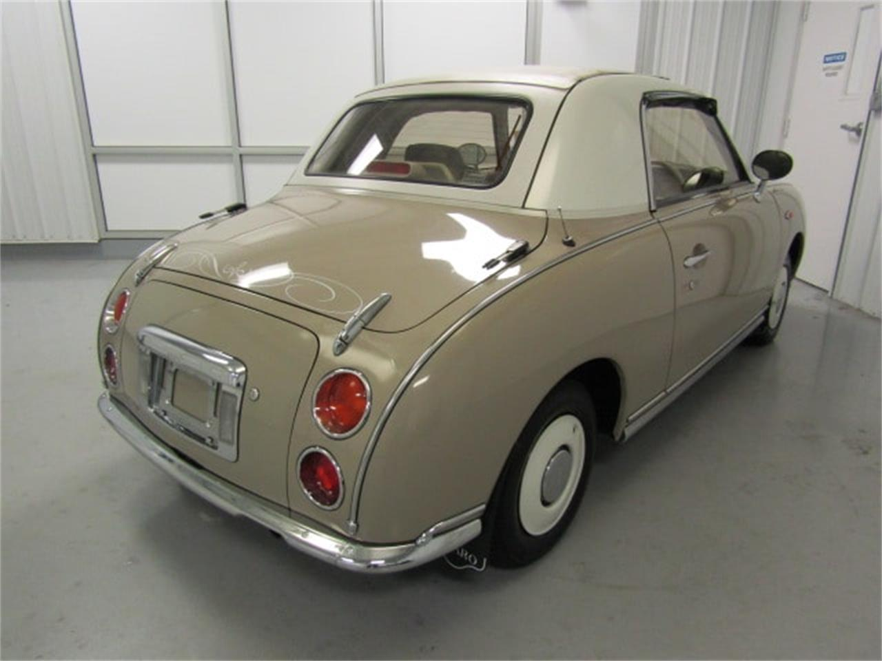 Large Picture of '91 Nissan Figaro located in Christiansburg Virginia - JPRZ
