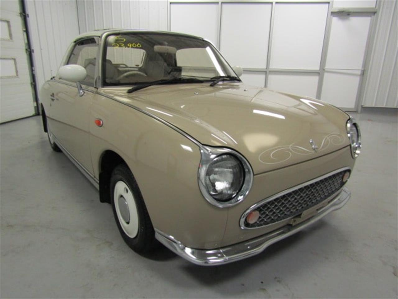 Large Picture of 1991 Nissan Figaro located in Virginia Offered by Duncan Imports & Classic Cars - JPRZ