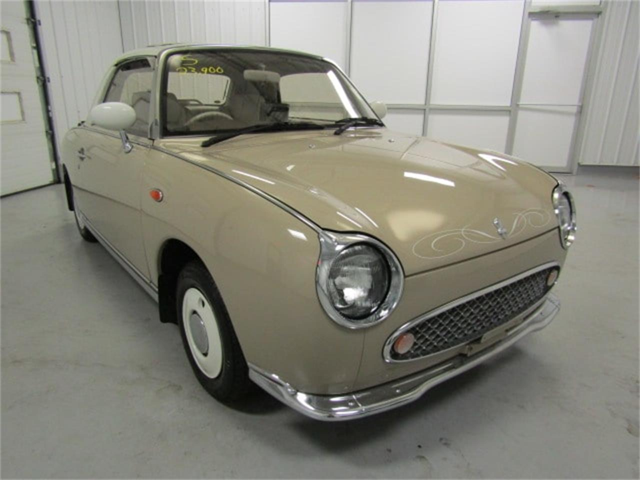 Large Picture of '91 Nissan Figaro located in Virginia - $23,900.00 Offered by Duncan Imports & Classic Cars - JPRZ