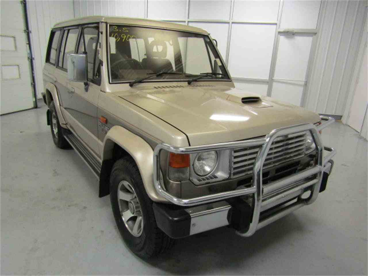 Large Picture of '90 Pajero - JPS5