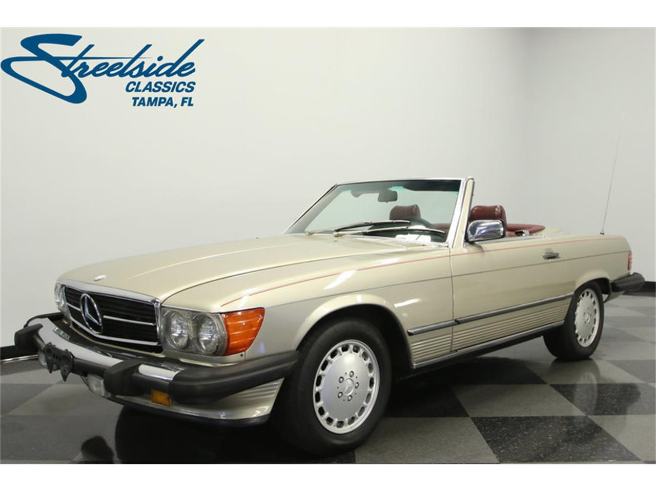 Large Picture of '87 560SL - JPTQ