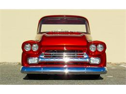 Picture of '59 Chevrolet Fleetside Custom Pickup Truck  Offered by a Private Seller - JPTV