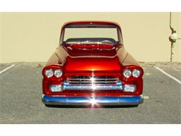 Picture of '59 Chevrolet Fleetside Custom Pickup Truck  located in Framingham Massachusetts Offered by a Private Seller - JPTV