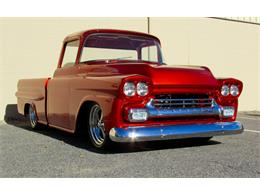 Picture of Classic 1959 Fleetside Custom Pickup Truck  located in Framingham Massachusetts - $169,000.00 Offered by a Private Seller - JPTV