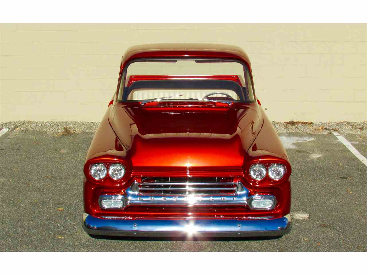 Large Picture of 1959 Chevrolet Fleetside Custom Pickup Truck  Offered by a Private Seller - JPTV