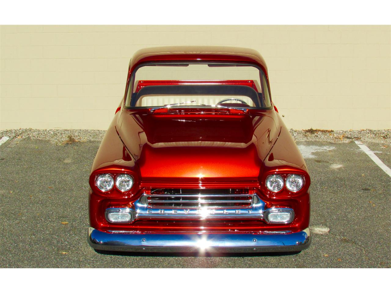 Large Picture of Classic '59 Fleetside Custom Pickup Truck  located in Massachusetts - $169,000.00 Offered by a Private Seller - JPTV