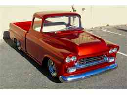 Picture of 1959 Chevrolet Fleetside Custom Pickup Truck  Offered by a Private Seller - JPTV