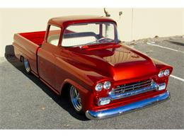 Picture of 1959 Fleetside Custom Pickup Truck  located in Massachusetts - $169,000.00 - JPTV