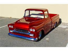 Picture of Classic '59 Chevrolet Fleetside Custom Pickup Truck  - $169,000.00 Offered by a Private Seller - JPTV